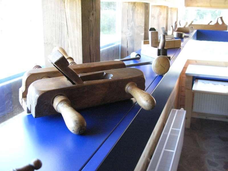 Centrum dřevařství, Modrava