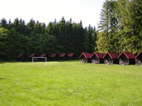 Táborová osada Miličín