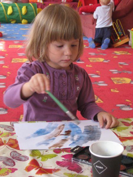 Příliv pro rodinu, Brno - Hlídání dětí