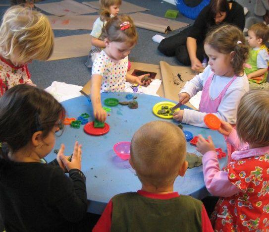 Příliv pro rodinu, Brno - Výtvarné a tvořivé kroužky pro děti 3-8 let
