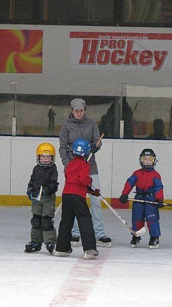 Zimní stadion Nikolajka, Praha - Kurzy ledního hokeje a krasobruslení