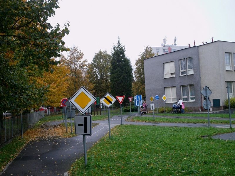 Dopravní hřiště Blatná