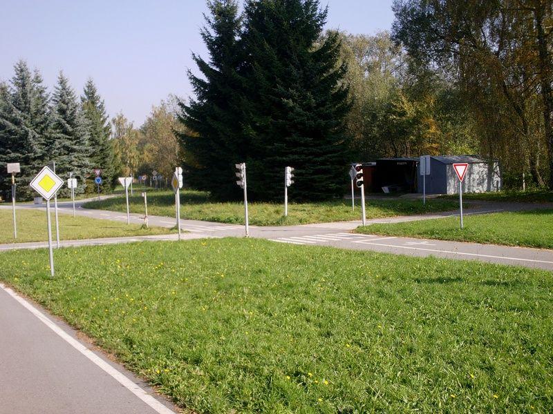 Dopravní hřiště Jindřichův Hradec