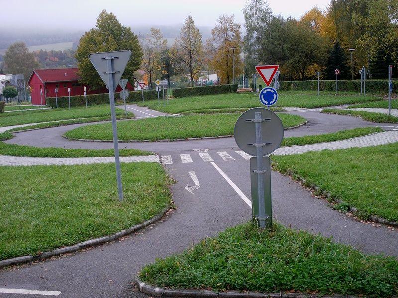 Dopravní hřiště Prachatice