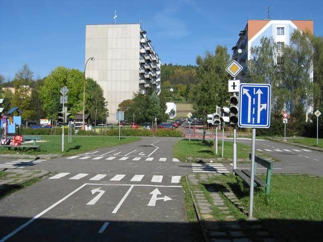 Dopravní hřiště Strakonice
