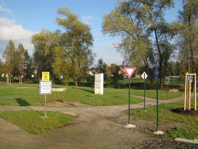 Dopravní hřiště Nové Homole