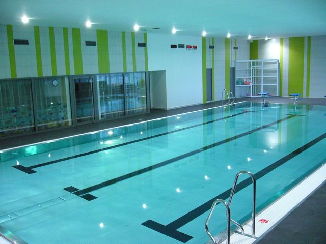 Klub Pohoda - Samostatné plavání dětí v bazénu Pražačka