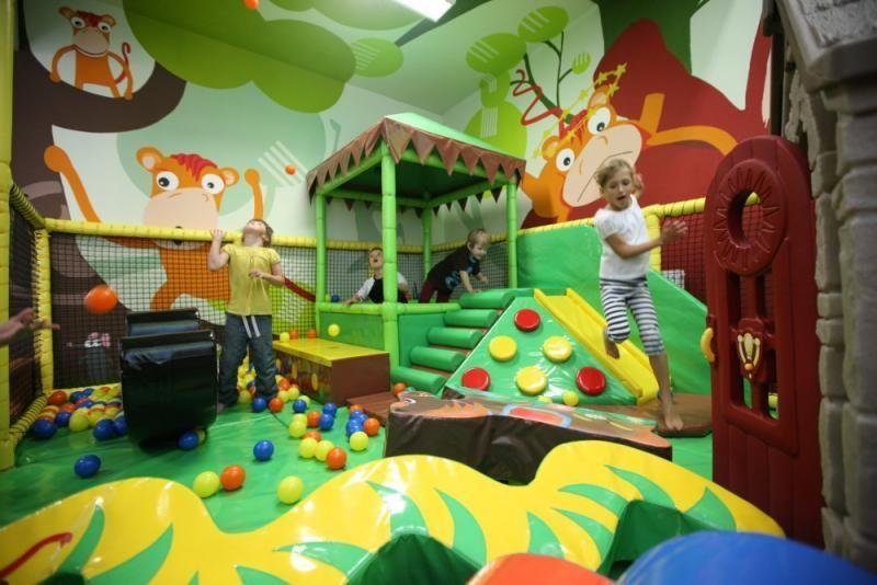 Centrum Jungle Olomouc - Narozeninové oslavy