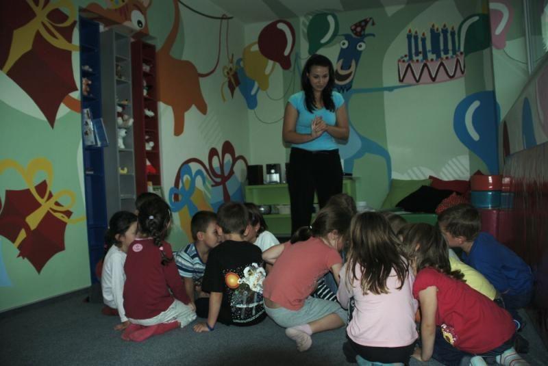 Centrum Jungle Olomouc - Angličtina hrou pro děti od 4 do 8 let