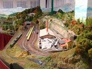 Klub železničních modelářů Plzeň - Výstava železničních modelů a kolejiště
