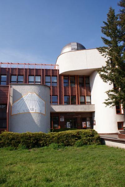 Hvězdárna Pardubice - Program pro MŠ a ZŠ