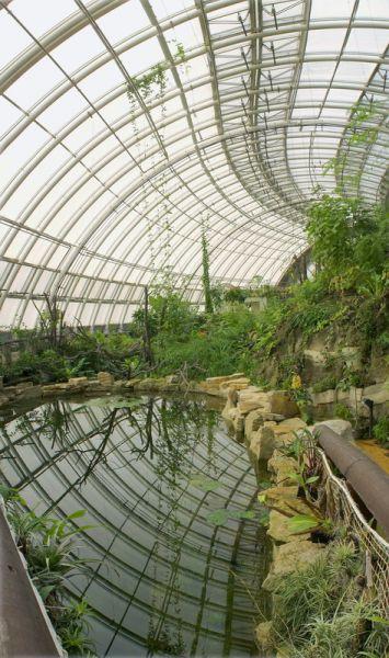 Botanická zahrada hlavního města Prahy