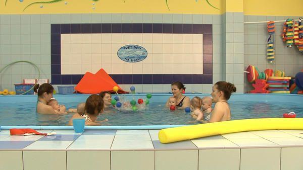 Svět dětí na dlani, Říčany - Pronájem celého bazénu