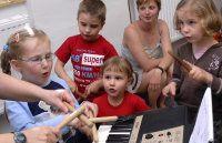 Svět dětí na dlani, Říčany - Hudební kroužek YAMAHA CLASS