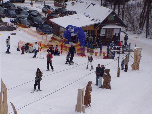 Family Skipark Bret, Prkenný Důl