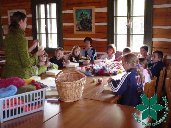 Podorlický skanzen Krňovice - Programy pro školy