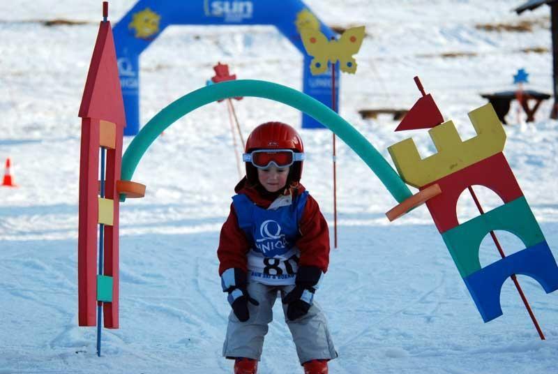 SUN & SKI BOARD SCHOOL - Lyžařská škola ve Ski areálu Černý Důl