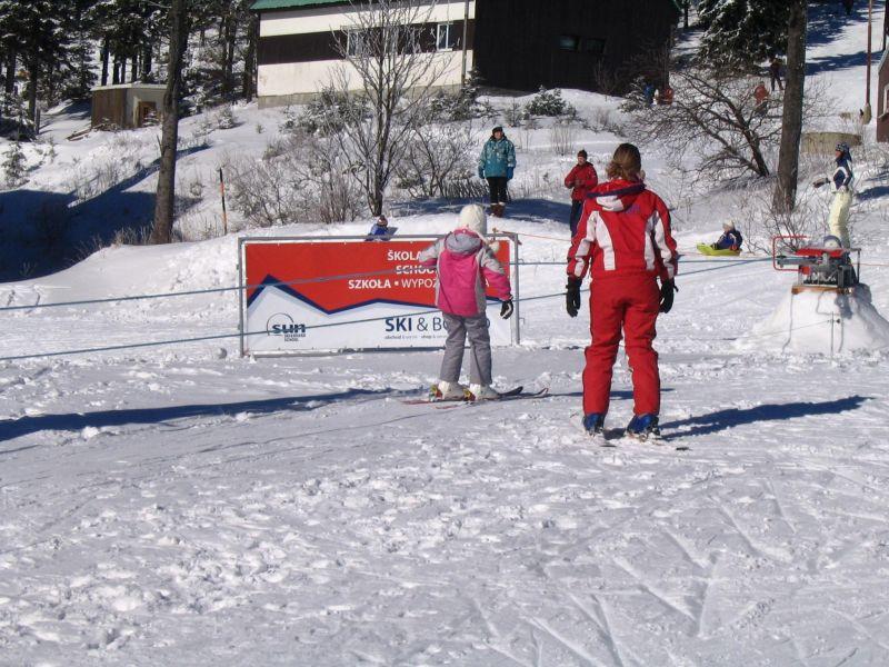 SUN & SKI BOARD SCHOOL - Lyžařská škola ve Ski areálu Červenohorské sedlo