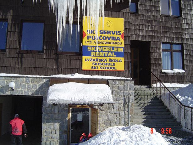 SKI OK Form - Půjčovna lyžařského vybavení ve Ski areálu Červenohorské sedlo