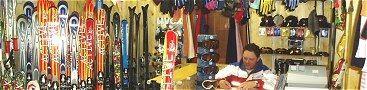 Xski School - Půjčovna lyžařského vybavení ve Skiareálu Strážné