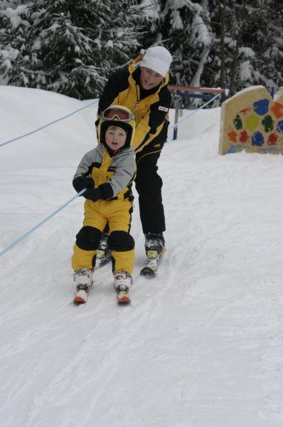 Yellow Point - Lyžařská škola ve Skiareálu Kašperské Hory