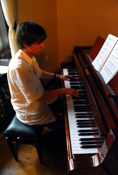 ZUŠ Trutnov - Klavírní oddělení