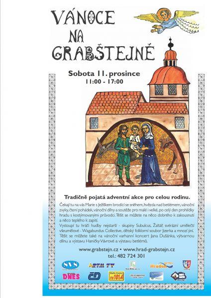 Hrad Grabštejn - Grabštejnské vánoce