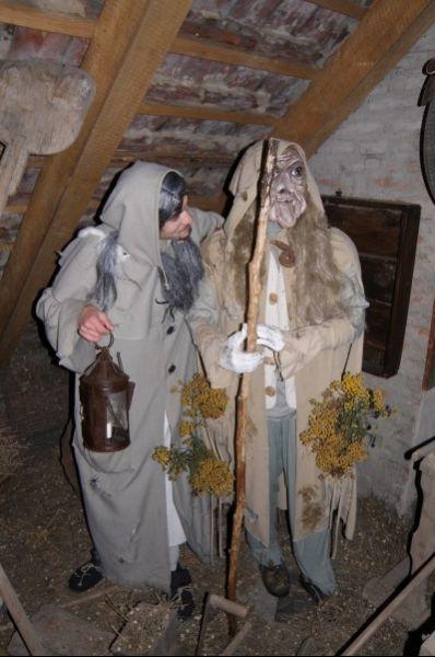 Hrad a zámek Staré Hrady u Jičína - Čarodějné zimní pohádkové prohlídky