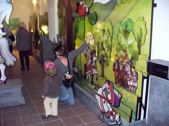 Městské informační centrum Jičín - Prohlídky Galerie Rumcajsův svět Radka Pilaře