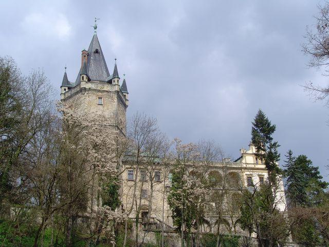 Zámek Stránov - Pohádkový hrad