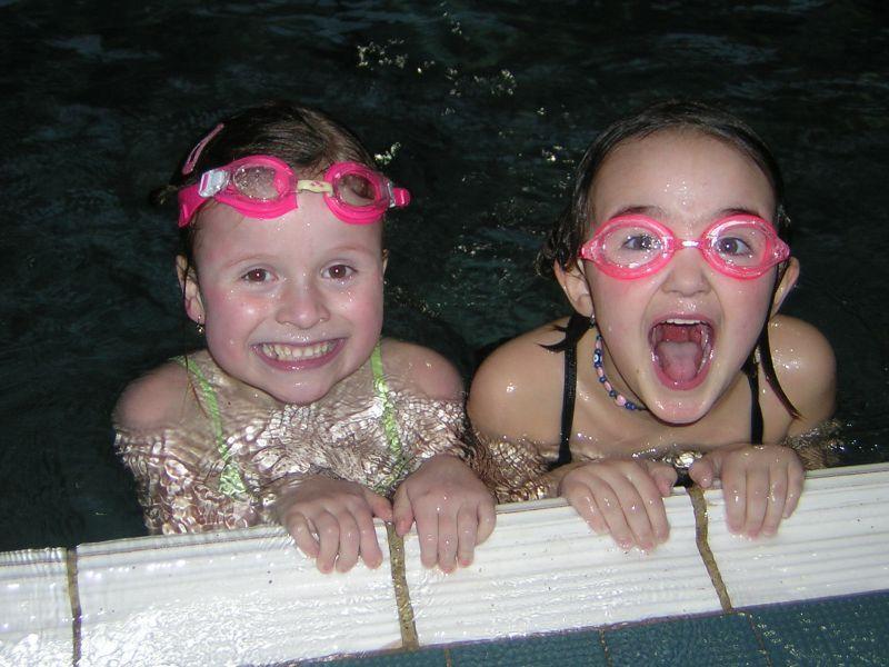 ÁDÉČKO - Plavání rodičů s dětmi v bazénu ve Vysokém Mýtě