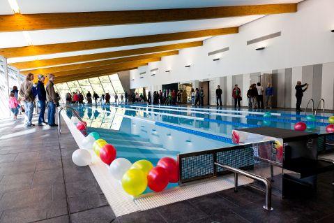 Městský bazén Litomyšl