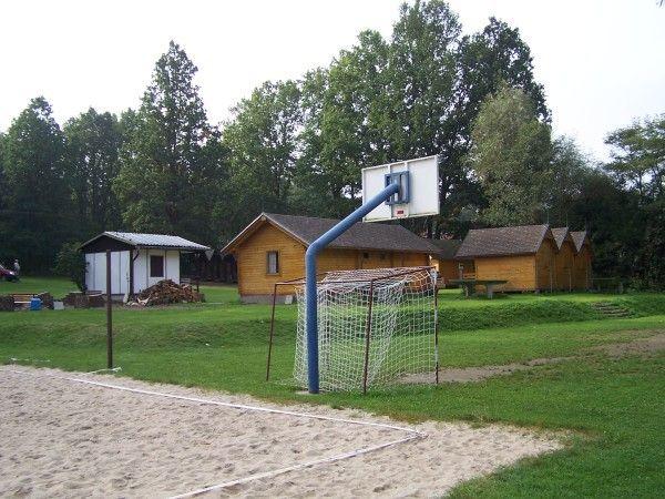 Letní základna Palcát v Plané nad Lužnicí