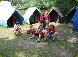 DDM Třeboň - Letní tábory Tokániště