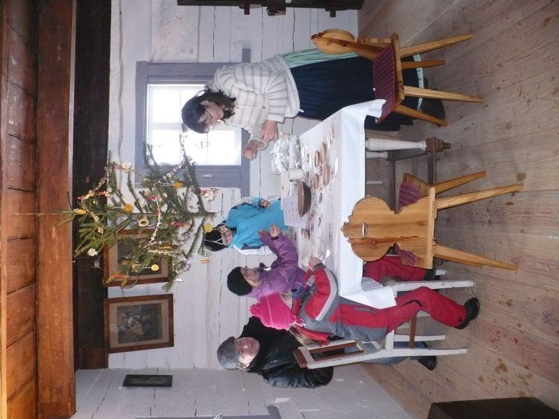 Podorlický skanzen Krňovice - Vánoce ve skanzenu
