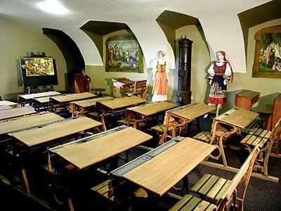 Muzeum řemesel - Nový Dvůr Letohrad
