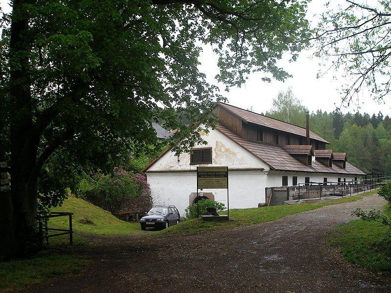 Vodní hamr Dobřív - Hamernický den