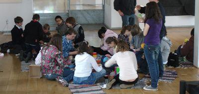 Museum Kampa - Animační programy pro školy a pro rodiny s dětmi