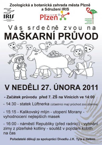 Plzeň - Masopust