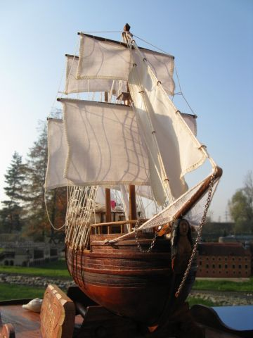 Miniuni Ostrava - Výstava modelů historických lodí