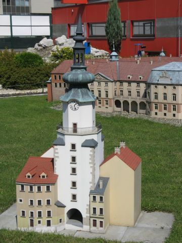 Miniuni Ostrava a Slezskoostravský hrad - Děti vstup zdarma