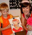 Program pro rodiče s dětmi v Museu Kampa - Pohyb v umění aneb pojďme se dívat abstraktně!