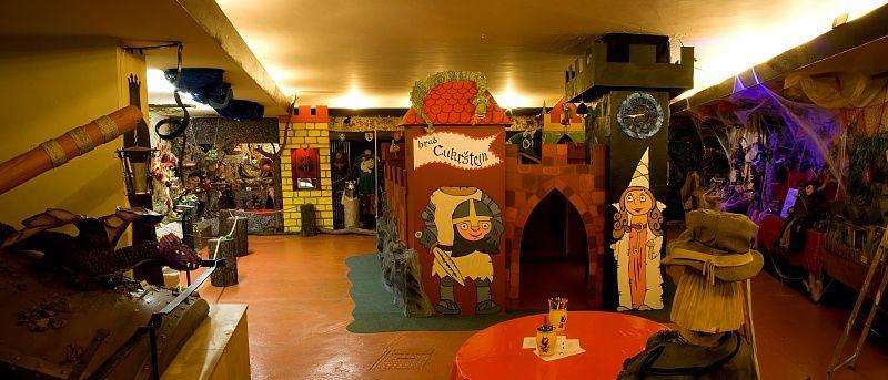 Muzeum strašidel Plzeň - O čarodějce, která nechtěla vyrůst