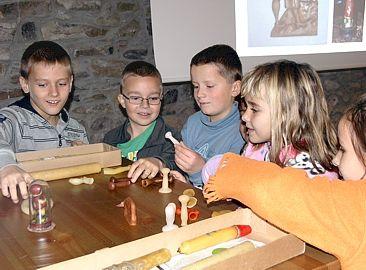 Hornické muzeum Příbram - PRÁZDNINOVOU DÍLNU na téma Voskařství