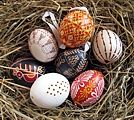 Hornické muzeum Příbram - Velikonoce v hornickém domku