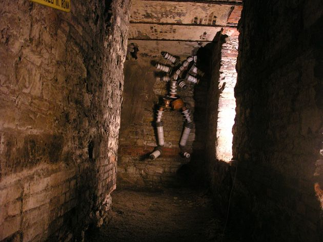 Důl Mayrau Vinařice u Kladna