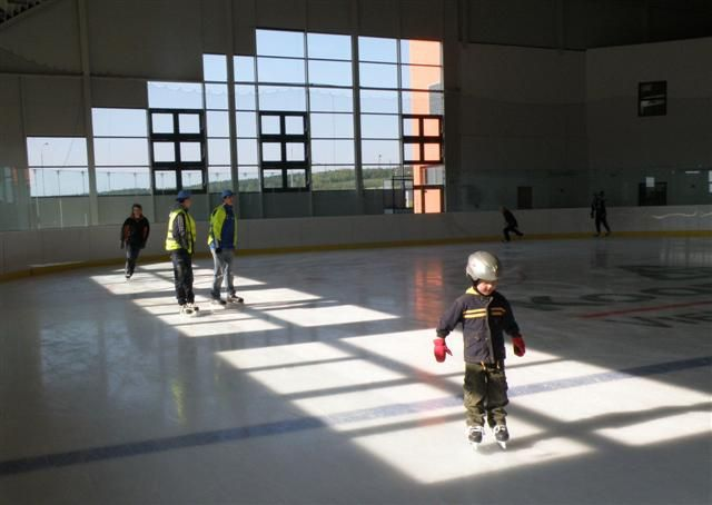 Kooperativa Arena Plzeň - Veřejné bruslení