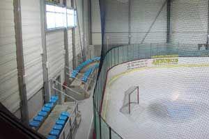 ICE Arena Letňany Praha - Pronájem ledové plochy