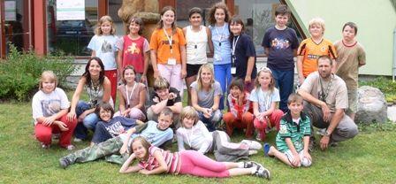 ZOO Ohrada - Dětský tábor v ZOO