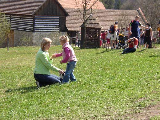 Veselý Kopec patří dětem a jejich rodičům